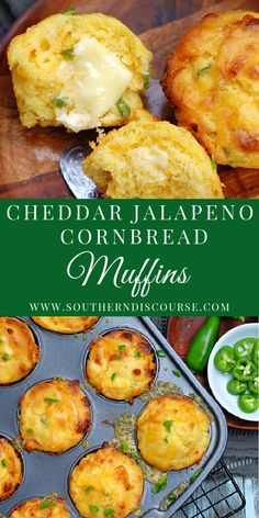 Jalapeno Cornbread Muffins, Buttermilk Cornbread, Mexican Food Recipes, Dinner Recipes, Dinner Ideas, Southern Recipes, Easy Meals, Just For You, Favorite Recipes