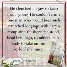 A wonderful story#TheHouseattheEndoftheMoor by Michelle Griep #VictorianRomance #mustread #bookmemes #bookquotes #quote #bookreview #amreading #bookish #booklover #books #bookblogger #goodreads #booklove #bookaddict #reader #ilovereading #totalbooknerd #bookgeek #becauseofreading #bookoftheday #bookaddiction #bookblog #lovereading