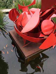Johannesburg, South Africa - Eduardo Villa sculpture at Circa art gallery. Sculpture Art, Sculptures, Africa Art, South Africa, Contemporary Art, Art Gallery, Villa, African Art, Art Museum