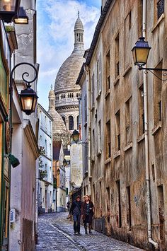 Montmartre, Paris XVIII - I hope to return one day!!