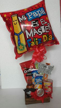 Ohana, Fathers Day, Lily, Box, Gifts, Gift Baskets, Snare Drum, Presents, Father's Day