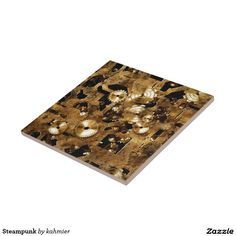 Steampunk Tile 20% o