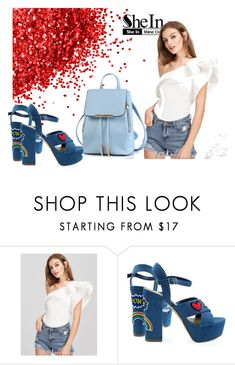 """""""Shein contest"""" by mercija ❤ liked on Polyvore"""