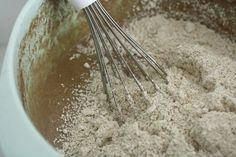 Healthy baking: Haver-ontbijtkoek