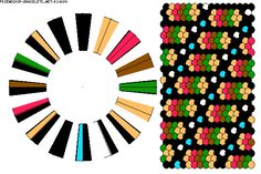 Lucky Numbers For Lottery, Colorful Bracelets, Make Your Own, Braid, Friendship Bracelets, Weaving, Dots, Tapestry, Patterns