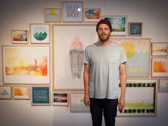 Matt Allen, photographer, artist, graphic designer, illustrator... More: http://surfcareers.com/blog/matthew-allen-artist/
