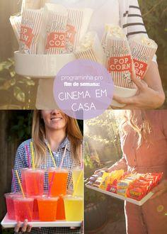 cinema em casa! =)