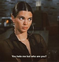 Image about pretty in Kendall Jenner by ines on We Heart It Memes Kardashian, Kardashian Jenner, Kylie Jenner, Kendall Jenner Outfits, Kendall And Kylie, Wow Photo, Current Mood Meme, Bad Girl Aesthetic, Cute Memes