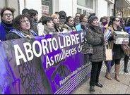 La violencia machista y el aborto, protagonistas en la víspera del Día de la Mujer