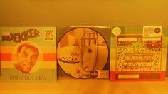 Desmond Seller Space pic disk and Sensible comp on splatter vinyl #rsd #rsduk #rsd16