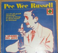 Pee Wee Russell Sealed Vinyl Jazz Record Italian Import by RASVINYL on Etsy