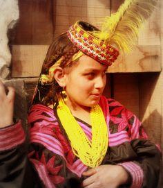 Asia: The Kalash, The White Tribe of Pakistan
