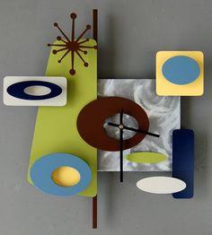 Modern, atomic, starburst, retro - All in one!
