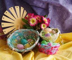 Fabric Basket Frames by Fabric Depot