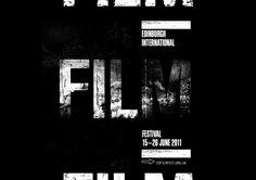 Edinburgh Film Festival - BERG \ Design for Print, Screen & Environment