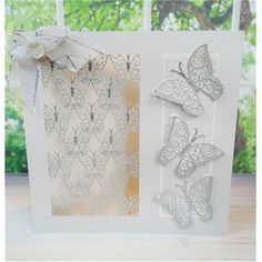 Boutique scrapbooking - Die BigShot Tattered Lace Dies papillons