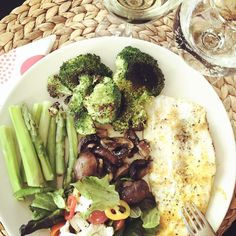 Sunnuntailounas #kuha #parsa #food #foodporn