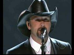 Tim McGraw - Marina del Rey