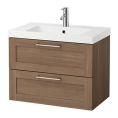 GODMORGON / ODENSVIK Sink cabinet with 2 drawers IKEA 10-year Limited Warranty. Read about the terms in the Limited Warranty brochure.