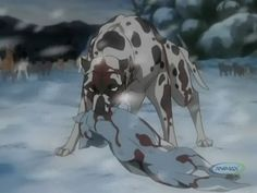 Ginga Densetsu Weed - Hougen Killed Weed But he survived!!! XD