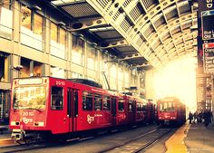 San Diego Trolley  -  Laura Shafer Photography    http://www.redbubble.com/people/lsphotography1/works/8608883-san-diego-trolley