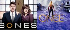 Read TV Fashion Recap: Bones and Once Upon a Time