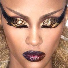 Eye Makeup Tips.Smokey Eye Makeup Tips - For a Catchy and Impressive Look Sexy Makeup, Crazy Makeup, Love Makeup, Makeup Art, Beauty Makeup, Makeup Looks, Makeup Ideas, Makeup Designs, Awesome Makeup