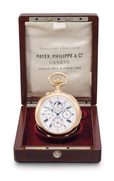 The Stephen S. Palmer Patek Philippe Grand Complication No. 97912