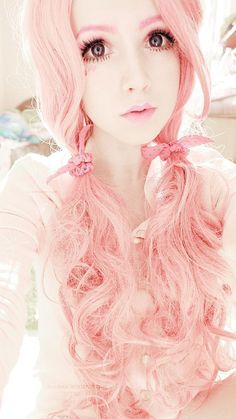 Image result for kawaii doll makeup