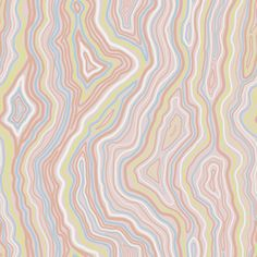 Marble Stripes by Petroula Tsipitori Seamless Repeat Vector Royalty-Free Stock Pattern