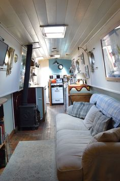 Beautiful and Unique 70ft Narrowboat in Cars, Motorcycles & Vehicles, Boats & Watercraft, Narrowboats/Canalboats | eBay!