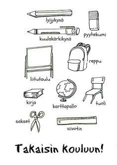 It's time to head back to school! Have your bilingual kids practice Spanish vocabulary with this free printable of school supplies in Spanish. Spanish Worksheets, Spanish Vocabulary, Spanish Activities, Kindergarten Worksheets, Teaching Spanish, Vocabulary Worksheets, School Supplies In Spanish, School Supplies Tumblr, Spanish Basics