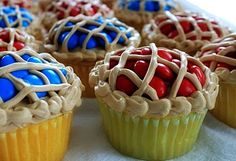 I made these a couple of years ago. They are still one of my most favorite cupcakes I've ever made. ~AMY