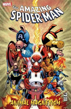 Spider-Man – Animal Magnetism (2011)  #amazingspiderman #spiderman #spiderpig #marvel #comics