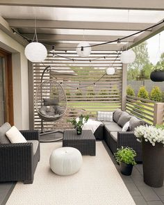 Backyard Patio Designs, Pergola Patio, Garden Makeover, Patio Makeover, Outdoor Rooms, Outdoor Living, Back Garden Design, Design Jardin, House Design