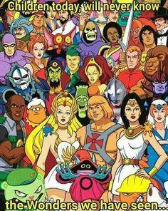 Good cartoons.