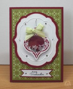 pinterest stampin up christmas cards   Found on stoeber.blog.de