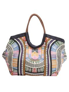 very cool graphic everything bag for summer