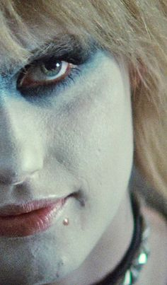 "Daryl Hannah as the beautiful Replicant Pris in the 1982 movie ""Blade Runner"""