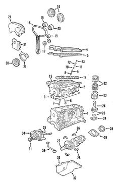 2002 Ford Focus Svt Engine Diagram. 2002. DIY Wiring Diagrams
