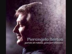A muso duro - Pierangelo Bertoli was an Italian singer and songwriter