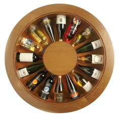 Don Vino wine table