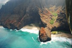 Napali Coast  © Chris Cullen