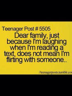 Always happens to me!!