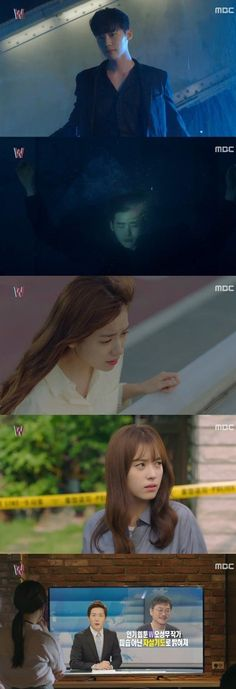 [Spoiler] Added episode 6 captures for the #kdrama 'W'