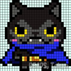 39 Best All Yokai Watch Images Pixel Art Beading Patterns