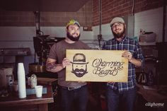 Charming Beard Coffee Roasters #farmersmarket #hotcup #coffee #nobrow #pago #sustainable #simple #honest #saltlakelocalbusiness