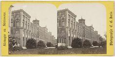 Charles Gerard | Munich (Baviere), Palais du gouvernement, Charles Gerard, 1860 - 1870 |
