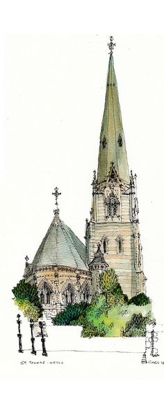 St Thomas, Wells | Flickr - Photo Sharing!