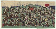 January 47 Ronin Get Revenge! - History and Headlines Real Samurai, Samurai Art, Die By The Sword, 47 Ronin, Man Of Honour, Woodblock Print, Design Inspiration, Japan, History